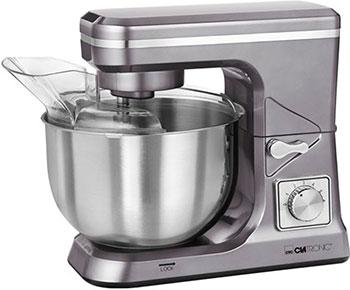 Кухонный комбайн Clatronic KM 3647 titan кухонный комбайн clatronic km 3414 silver