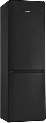 Двухкамерный холодильник Позис RK FNF-170 черный двухкамерный холодильник позис rk 101 серебристый металлопласт