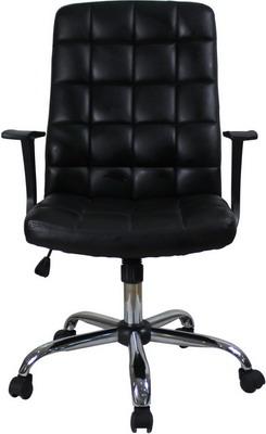 Кресло College BX-3619 Черное эргономичное кресло руководителя college bx 3619