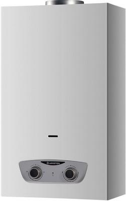 Газовый водонагреватель Ariston FAST R ONM 14 NG RU белый (3632312) водонагреватель ariston fast r onm 10