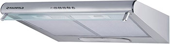 Вытяжка козырьковая MAUNFELD MP 350-2 Нержавейка вытяжка козырьковая maunfeld mp 350 1 с бежевый