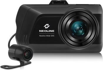 Автомобильный видеорегистратор Neoline Wide S 45 DUAL черный neoline wide s50
