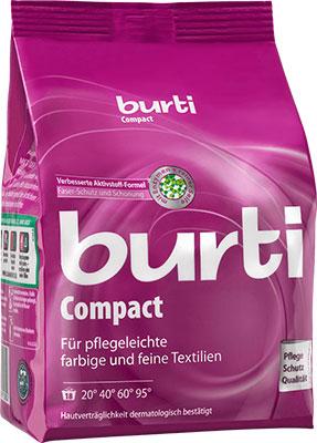 Стиральный порошок концентрат Burti