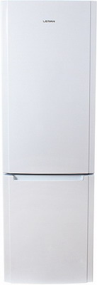 Двухкамерный холодильник Leran CBF 187 W leran g 60401 ix