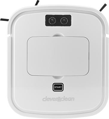 Робот-пылесос CleverampClean Slim-Series VRpro 02 пылесос аккумуляторный cleverampclean hv 100