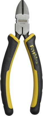 Кусачки Stanley FatMax 0-89-858 stanley fatmax 200mm 0 97 545 разводной гаечный ключ silver