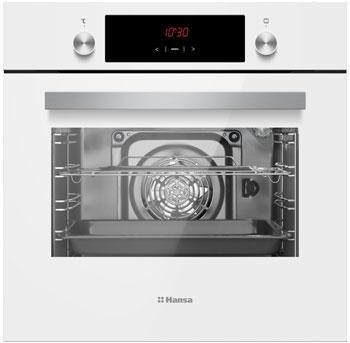 Встраиваемый электрический духовой шкаф Hansa BOEW 68411 Quadrum встраиваемый электрический духовой шкаф hansa boew 695010 uniq