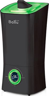 Увлажнитель воздуха Ballu UHB-205 черный/зеленый консоль decor 205 205 14мм черный