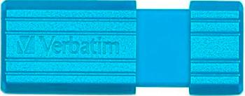 Флеш-накопитель Verbatim 16 Gb PinStripe 49068 USB2.0 синий pinstripe overall denim dress