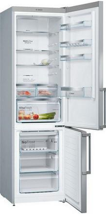 Двухкамерный холодильник Bosch KGN 39 XL 3 OR