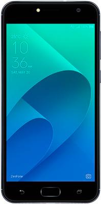 Мобильный телефон ASUS ZenFone Live ZB 553 KL-5A 081 RU 16 Gb (90 AX 00 L1-M 01090) черный смартфон asus zenfone live zb501kl золотистый 5 32 гб lte wi fi gps 3g 90ak0072 m00140
