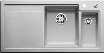 Кухонная мойка BLANCO 524145 AXON II 6 S (чаша справа) керамика серый алюминий PuraPlus с кл.-авт. InFino 24 pcs chic metal color matching frosted nail art false nails