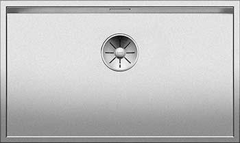 Кухонная мойка BLANCO ZEROX 700-U нерж.сталь Durinox 521560 blanco 700 u level 520666