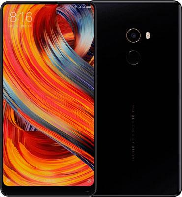 Мобильный телефон Xiaomi Mi Mix 2 6/64 GB черный sravnivaem gabarity xiaomi mi mix s drygimi smartfonami 2