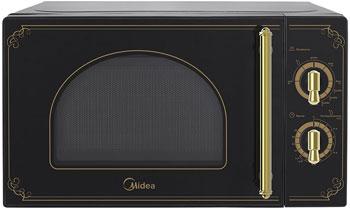 Микроволновая печь - СВЧ Midea MM 820 CJ7-B3 микроволновая печь midea mm820cj7 b3 800 вт чёрный