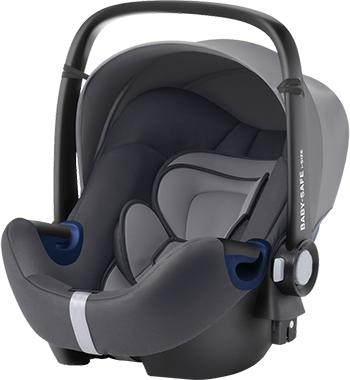 Автокресло Britax Roemer Baby-Safe2 i-size Storm Grey Trendline 2000029695 база для britax roemer baby safe i size base black