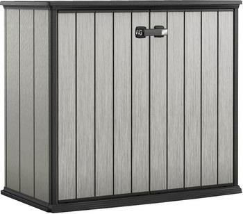 Шкаф уличный Keter Patio Store 17204254 комплект мебели keter rio patio коричневый