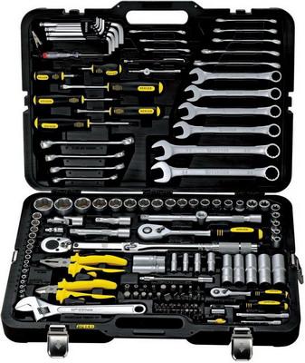 Набор инструментов разного назначения BERGER BG 141-1214