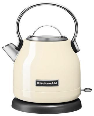 Чайник электрический KitchenAid 5KEK 1222 EAC чайник электрический kitchenaid 5kek 1722 eer