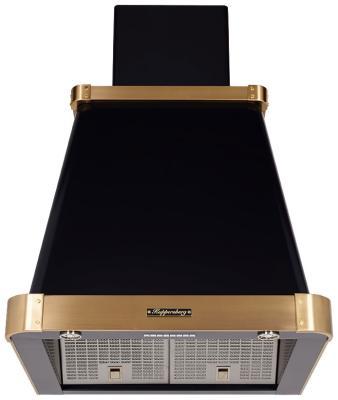 цена на Вытяжка классическая Kuppersberg V 639 ANT Bronze