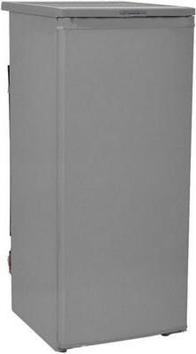 Однокамерный холодильник Саратов 451 (КШ-160) серый однокамерный холодильник саратов 451 кш 160