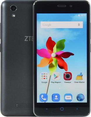 ZTE Blade X3 4G черный аксессуар чехол zte blade x3 zibelino classico black zcl zte x3 blk