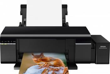 Принтер Epson L 805 принтер epson l312 c11ce57403