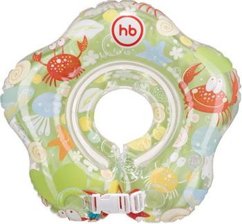 Надувной круг Happy Baby SWIMMER 121005 круг надувной chocolate donut 1240783