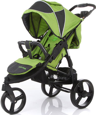 Коляска Baby Care Jogger Cruze  (Green) baby care jogger cruze