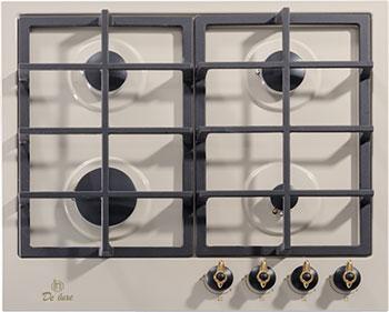 Встраиваемая газовая варочная панель DeLuxe TG4 750231 F - 078 источник питания для базового блока grohe f digital deluxe 42429000
