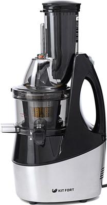Соковыжималка универсальная Kitfort КТ-1104-2 черная соковыжималка универсальная kitfort кт 1102 1 оранжевая