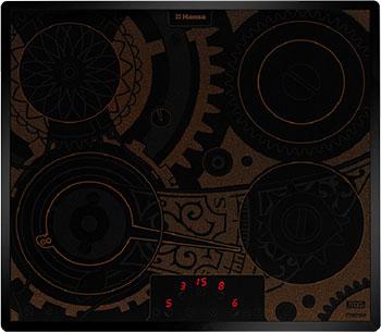 Встраиваемая электрическая варочная панель Hansa BHC 93515 электрическая варочная панель hansa bhc 63508