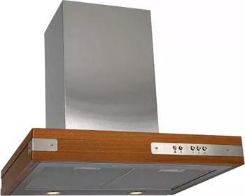 Вытяжка классическая ELIKOR Патио 60Н-650-К3Д КВ II М-650-60-379 нерж/дуб кор. вытяжка elikor патио 60 нержавейка дуб коричневый