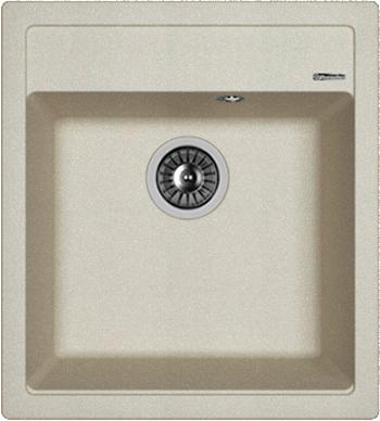 цена Кухонная мойка Florentina Липси-460 460х510 грей FSm