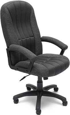 Кресло Tetchair СН888 (ткань серый 207/12) сн888 mebelvia
