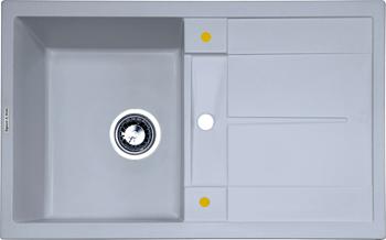 цена на Кухонная мойка Zigmund amp Shtain Rechteck 780 млечный путь