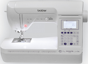 Швейная машина Brother Innov-is F 410 4977766764803 швейная машина brother innov is 100