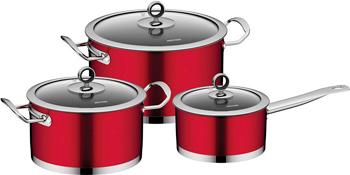 Набор посуды Nadoba CERVENA 6 пр 726518 cervena kostka блюдо гармония с природой