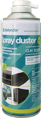 Спрей для очистки Defender CLN 30805 Optima 400мл (30805) спрей очиститель defender cln 30503 pro