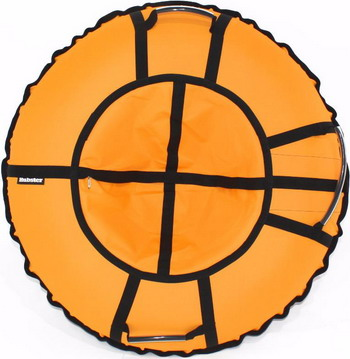 Тюбинг Hubster Хайп оранжевый (120см) во4467-3 цена 2017