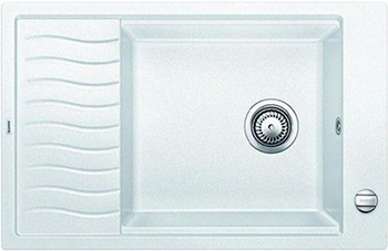 Кухонная мойка BLANCO ELON XL 6 S-F белый 524857 мойка кухонная blanco elon xl 6 s антрацит 518735