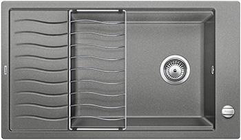Кухонная мойка BLANCO ELON XL 8 S алюметаллик inFino 524862 мойка elon xl 6 s f alumetallic 519512 blanco