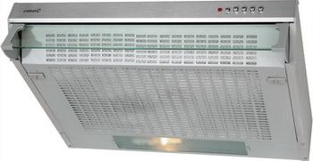 Вытяжка козырьковая Cata F 2050 inox/B вытяжка козырьковая cata p 3060 wh c