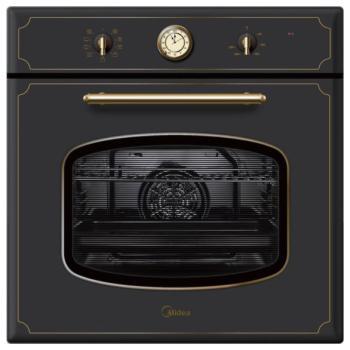 Встраиваемый электрический духовой шкаф Midea 65 DME 40119 электрический шкаф midea 65dme40119 черный