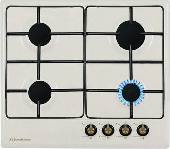 Встраиваемая газовая варочная панель Schaub Lorenz SLK GB 6010 встраиваемая газовая варочная панель schaub lorenz slk gy 4520 black