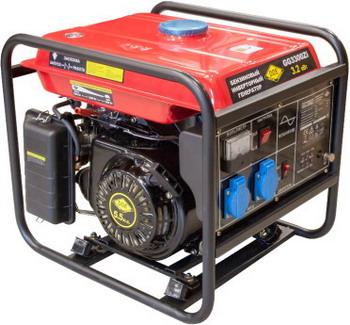 Электрический генератор и электростанция DDE GG 3300 Zi  электрогенератор dde gg 2700