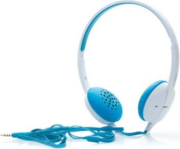 Наушники Harper HN-300 blue