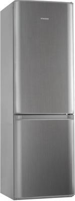 Двухкамерный холодильник Позис RK FNF-170 серебристый металлопласт холодильник pozis rk 139 w
