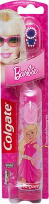Зубная щетка Colgate Barbie электрическая