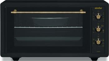 Электропечь Simfer M 4573 черный